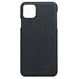 【iPhone11Pro】 PITAKA MAGケース KI1101 グレー/ブラック