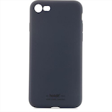 【iPhone8/7/6/6s】 HOLDIT 14059 シリコーンネイビーブルー│携帯・スマホケース iPhoneケース