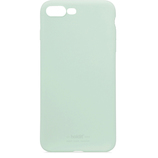 【iPhone8Plus/7Plus】 ホールディット(holdit) ソフトタッチシリコーンケース ミント
