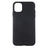 【iPhone11】 ホールディット(Holdit) ソフトタッチシリコーンケース ブラック