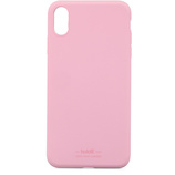 【iPhoneXR】ホールディット(Holdit) ソフトタッチシリコーン 14720 ライトピンク