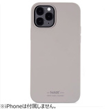 【iPhone12/12Pro】ホールディット(holdit) エッセンシャルシリコン ソフトケース トープ│携帯・スマホケース iPhoneケース