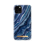 【iPhone11Pro】 iDEAL of SWEDEN INDIGO SWIRL i11P