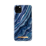 【iPhone11ProMax】 iDEAL of SWEDEN INDIGO SWIRL i11PM