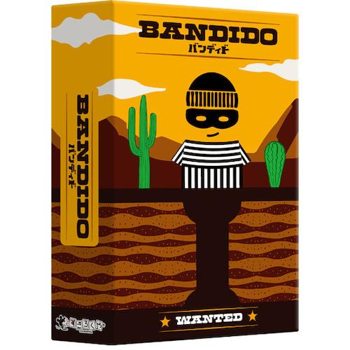 すごろくや ヘルべティック BANDIDO バンディド