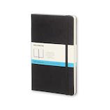 モレスキン クラシックノートブック ハードカバー ドット方眼 ラージサイズ 892703 ブラック