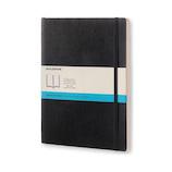 モレスキン クラシックノートブック ソフトカバー ドット方眼 XL 892758  ブラック