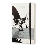 モレスキン 限定版 バットマン ノートブック ハードカバー 横罫 ラージ ホワイト 400935