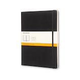 モレスキン クラシックノートブック ハードカバー 横罫 XL ブラック
