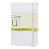 モレスキン カラーノートブック ハードカバー 無地 ポケットサイズ 404797 ホワイト