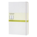 モレスキン カラーノートブック ハードカバー 無地 ラージ 404803 ホワイト