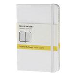 モレスキン カラーノートブック ハードカバー 方眼 ポケットサイズ 404810 ホワイト