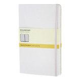 モレスキン カラーノートブック ハードカバー 方眼 ラージ 404827 ホワイト