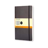 モレスキン クラシックノートブック ソフトカバー 横罫 ポケットサイズ 404834 ブラック│ノート・メモ 大学ノート・綴じノート