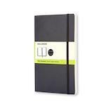 モレスキン クラシックノートブック ソフトカバー 無地 ポケットサイズ 404896 ブラック