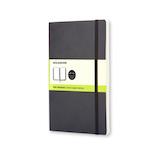 モレスキン クラシックノートブック ソフトカバー 無地 L ブラック
