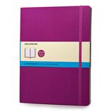 モレスキン カラーノートブック ソフトカバー ドット方眼 XL オーキッドパープル 405183