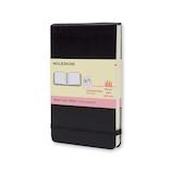 モレスキン アート 水彩画用ノートブック ハードカバー ポケットサイズ 406616 ブラック│画材 スケッチブック