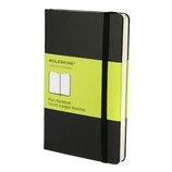 モレスキン クラシックノートブック ハードカバー 無地 ポケットサイズ ブラック 408894