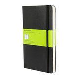 モレスキン クラシックノートブック ハードカバー 無地 ラージサイズ ブラック 408900