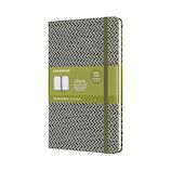 モレスキン 限定版 ノートブック ブレンドコレクション ハードカバー 横罫 ラージサイズ グリーン