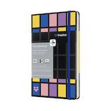 モレスキン スマートノートブック ドロップボックス ハードカバー 無地 ラージサイズ ブラック