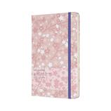 モレスキン SAKURA限定版ノートブック 横罫 L ピンク