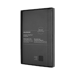 モレスキン 限定版 クラシック レザーノートブック ソフトカバー ラージサイズ ブラック