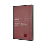 モレスキン 限定版 クラシック レザーノートブック ソフトカバー ラージサイズ レッド