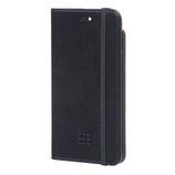 【iPhone7Plus】モレスキン クラシック ブックタイプケース ブラック