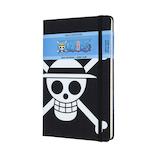 モレスキン 限定版 ノートブック ハードカバー Lサイズ 横罫 LEOPQP060B サウザンドサニー号