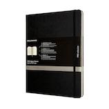 モレスキン プロ プロジェクト プランナー ハードカバー XLサイズ DHBPRO4YX ブラック│手帳・日記帳 日記帳