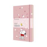 モレスキン さくらピーナッツ限定ノート 横罫 ラージサイズ LEPSQP060B ピンク