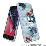 【iPhone8/7/6S/6】 adidasアートケース Floral