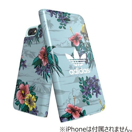 adidas手帳ケース Floral