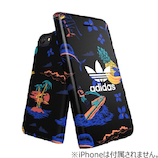 【iPhone8/7/6S/6】 adidas手帳ケース Beach