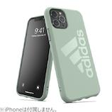 【iPhone11Pro】 adidas パフォーマンスケース グリーン