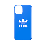 【iPhone12‌mini】 adidas Originals Snap Case Trefoil ブルーバード