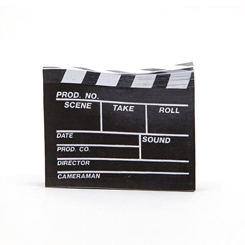 スタジオディンドン フィルムスレートスティッキーメモ L 600枚入