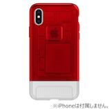 【iPhoneX】シュピゲン(spigen) Classic C1 iSE2017Classic-C1 ルビー