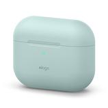 エラゴ(elago) AirPodsPro用シリコーンケース オリジナルベーシック ベイビーミント│携帯・スマホアクセサリー