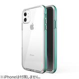 【iPhone11】モトモ(motomo) イノ アクロム(INO ACHROME) シールド プレミアムケース マットグリーン│携帯・スマホケース iPhoneケース