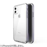 【iPhone11】モトモ(motomo) イノ アクロム(INO ACHROME) シールド プレミアムケース マットパープル│携帯・スマホケース iPhoneケース