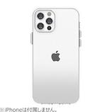 【iPhone12/12Pro】 motomo INO ACHROME SHIELD ホワイト│携帯・スマホケース iPhoneケース