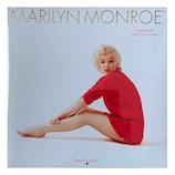 【2021年版・壁掛】グラフィックドフランス マリリンモンロー写真集 LP版 カレンダー