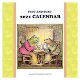 【2021年版・壁掛】絵本の家 がまくんとかえるくん カレンダー