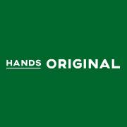 HANDS ORIGINAL ロゴ