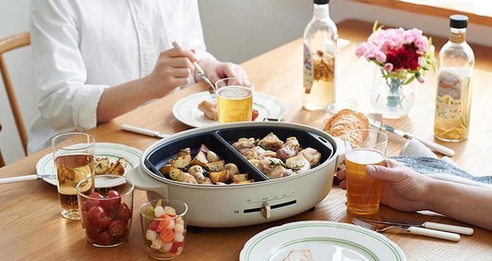 母の日は、手料理でおもてなしを。便利な調理アイテムで、素敵な時間を演出しよう!