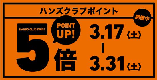 【全品ポイント5倍開催中!3/31(土)まで】