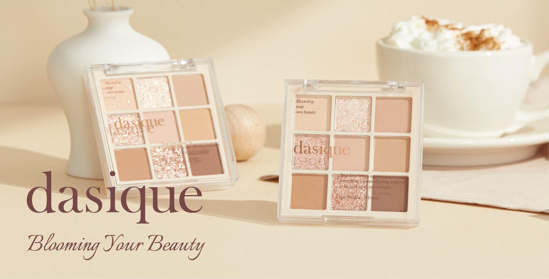 デイジーク(dasique) 「Blooming your own beauty ~ 自分だけの美しさを咲かせる」